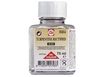 Picture of ΔΙΑΛΥΤΙΚΟ TALENS ΛΑΔΙΟΥ TURPENTINE RECTIFIED  No032 75ml