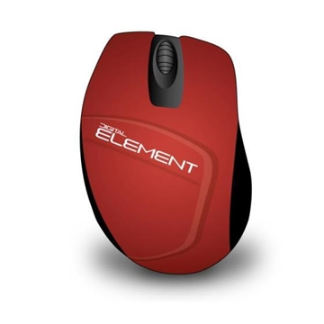 Picture of ΠΟΝΤΙΚΙ ELEMENT MS-165R RED WIRELESS 1200dpi 080431