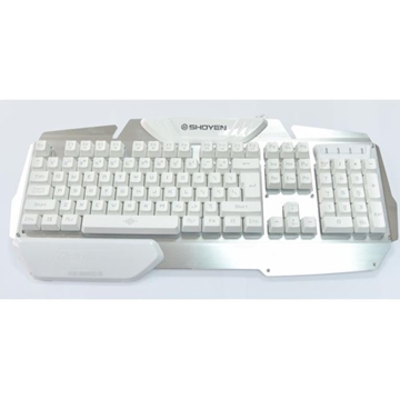 Picture of ΠΛΗΚΤΡΟΛΟΓΙΟ ELEMENT GAMING  SHOYEN KB2200G  GREEK USB