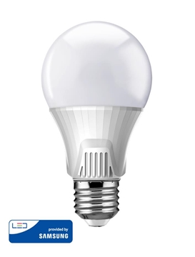 Picture of ΛΑΜΠΑ LED E27 9W  ΨΥΧΡΟ 6500K ΦΩΣ 400 Lumens POWERTECH