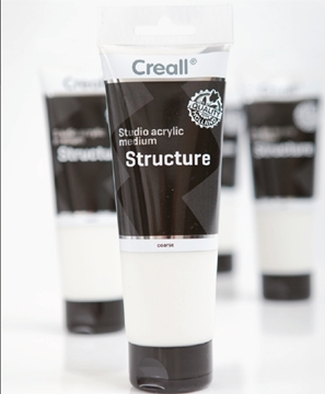 Picture of ΑΚΡΥΛΙΚΟ STRUCTURE COARSE CREALL STUDIO 250ML TUBE 0.92.340
