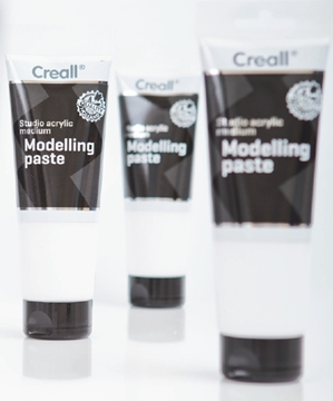 Picture of ΑΚΡΥΛΙΚΟ MODELING PASTE CREALL STUDIO 250ML TUBE 0.92.337