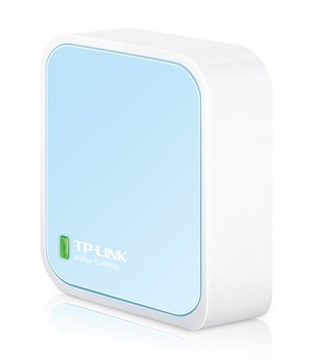 Picture of ROUTER TP-LINK 300Mbps Wireless N Nano Router TL-WR802N, Ver. 2.0