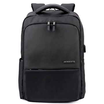 ΤΣΑΝΤΑ CITY-LAPTOP ARCTIC HUNTER BLACK B00069-BK